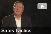 Sales Tactics Video with Peter T. Francis