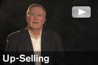 Strategic Up-Selling Video with Peter T. Francis
