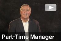 Part-Time Sales Manager Video with Peter T. Francis